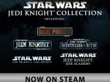 Steam Ad for Jedi Knight Collection