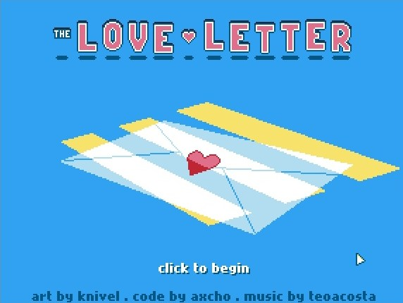 on the love letter – the slowdown