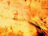 Leonardo: Studies of the Shoulder and Neck, c. 1509-1510