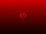 Greek letter phi, the golden ratio in mathematics, art and architecture
